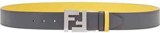 Fendi FF buckle reversible belt