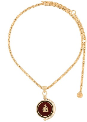 Lanvin Mother And Child necklace