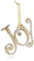 "Bloomingdale's Glitter ""Joy"" Ornament - 100% Exclusive"