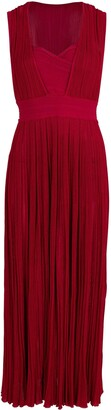 Antonino Valenti Cibele Plisse Dress
