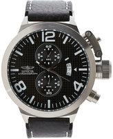 Invicta 6606 Silver-Tone & Black Watch