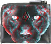 Marcelo Burlon County of Milan Rufo wallet - men - Calf Leather - One Size