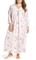 Carole Hochman Plus Size Women's Knit Nightgown