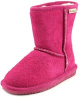 BearPaw Emma Youth Round Toe Suede Winter Boot.