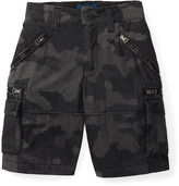 Ralph Lauren 2-7 Cotton-Blend Cargo Short