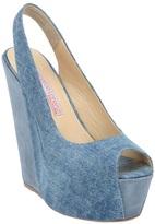 Gianmarco Lorenzi Collector wedge sandal