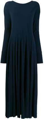 Jil Sander oversized day dress