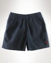 Ralph Lauren Infant Boys' Twill Sport Short - Sizes 9-24 Months