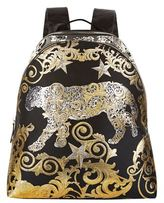 Philipp Plein Runway Jacquard Backpack