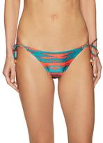 Vix Paula Hermanny Marmara Long Tie Full Bikini Bottom