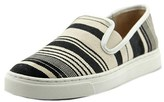 Vince Camuto Becker Women Round Toe Leather Loafer.