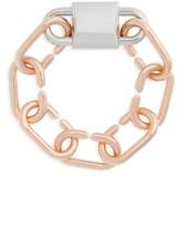 Alexander Wang Women's Double Lock Link Bracelet