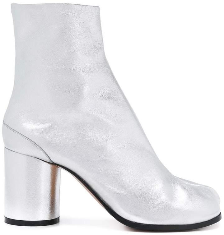 Maison Margiela laminated Tabi boots
