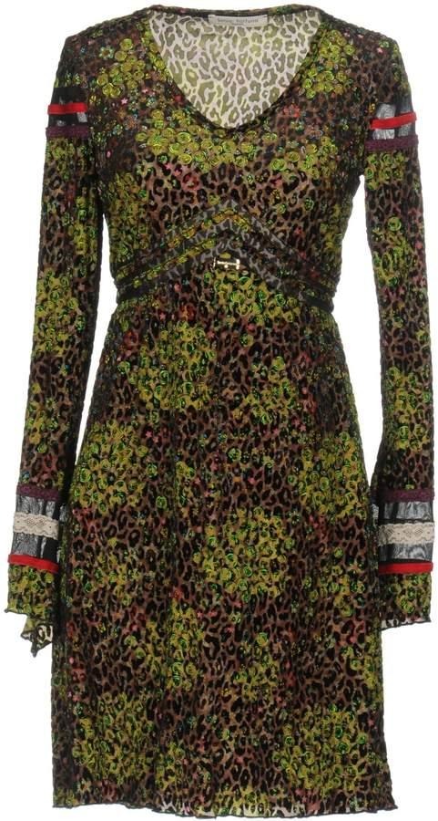 SONIA FORTUNA Short dresses - Item 34759660