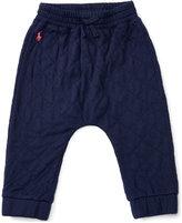 Ralph Lauren Pull-On Pants, Baby Girls (0-24 months)