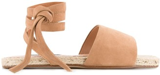 Senso Lace-Up Sandals