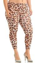 Dinamit Jeans Plus Size Printed Leggings