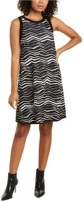 Missoni Abito Wool-Blend Shift Dress