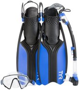 TYR Voyager Mask, Snorkel and Fin Set 8136505