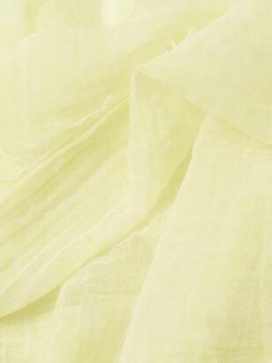 Eileen Fisher Sheer Crinkle Scarf