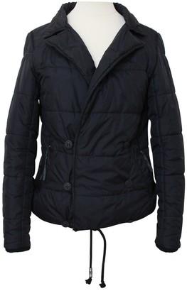 Diesel Black Coat for Women