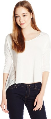 Jessica Simpson Women's Malery Pullover Top