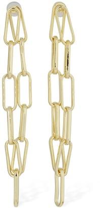 FEDERICA TOSI Karen Pendant Chain Earrings