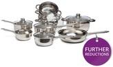 Sabichi Stainless Steel Pan Set