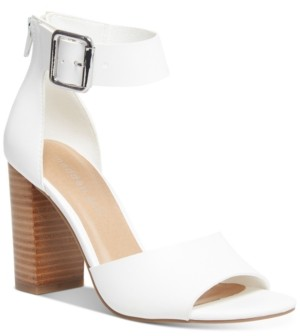 Madden-Girl Harperr Two-Piece City Sandals