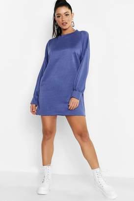 boohoo The Perfect Oversized Sweat Dress
