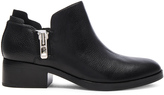 3.1 Phillip Lim Leather Alexa Ankle Booties