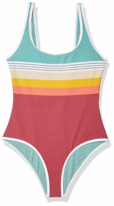 Rip Curl Junior's Beach Street Good One Piece Swim Suit Bikini