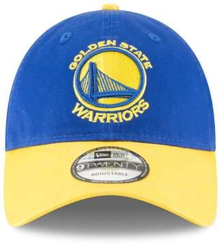 New Era 9Twenty Golden State Warriers Adjustable Baseball Cap