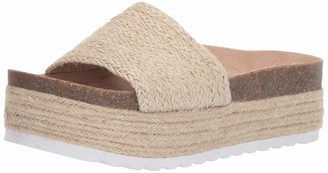Chinese Laundry by Women's Palm Espadrille Wedge Sandal