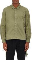 Stampd Men's Cotton-Blend Twill Shirt