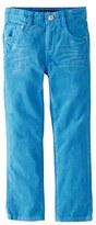 Mini Boden Slim Fit Corduroy Pants (Toddler Boys, Little Boys & Big Boys)