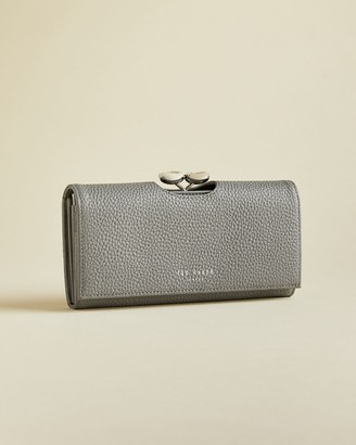 Ted Baker Leather Bobble Matinee Purse
