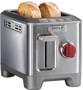 Wolf Gourmet Two-Slice Toaster