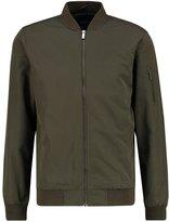 Burton Menswear London Bomber Jacket Khaki