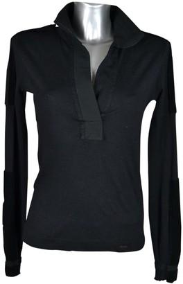 Byblos Black Wool Top for Women