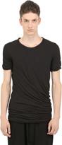 Rick Owens Double Cotton Jersey T-Shirt