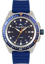 Tommy Bahama Surfside Blue Silicone-Strap Sport