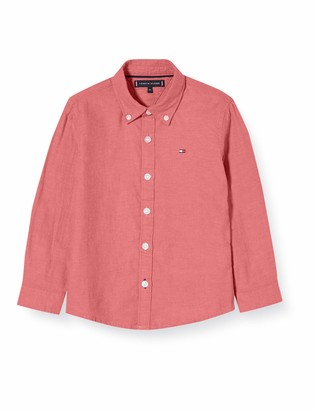 Tommy Hilfiger Boy's Essential Twill Oxford Shirt L/S
