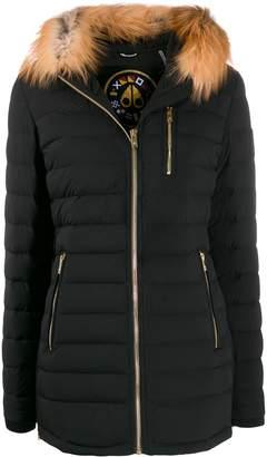 Moose Knuckles padded zip-up jacket