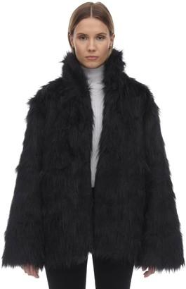 Victoria's Secret The People Fleur Faux Fur Coat