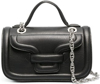 Pierre Hardy Chain-Strap Leather Crossbody Bag