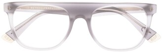 RetroSuperFuture squared frame glasses