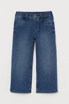 H&M Denim Culottes - Blue