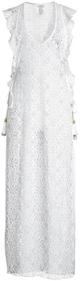 Pq Lulu Lace Cover-Up