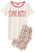 Crazy 8 Dreamy 2-Piece Shortie Pajama Set